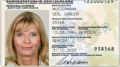 Kaufen Deutschland Ausweis