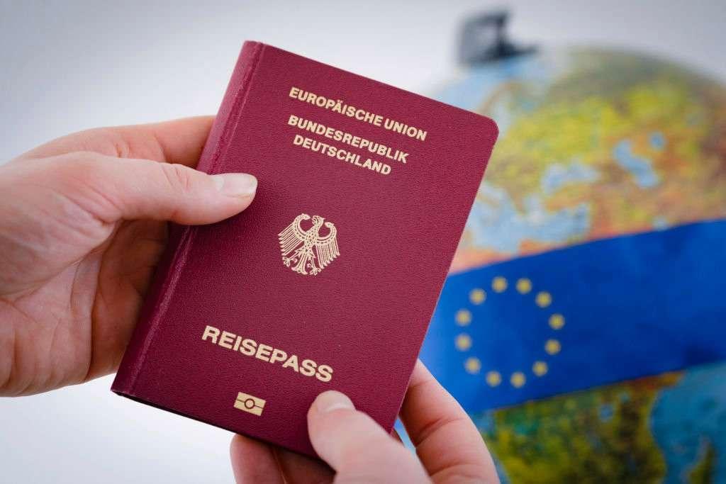 Kaufen Deutschland Reisepass